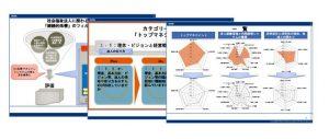 ガバナンス診断プログラム報告書イメージ