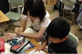 虐待のリスクの高い、発達障碍児の教育支援事業